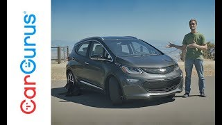 2018 Chevrolet Bolt EV | CarGurus Test Drive Review