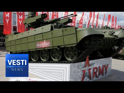 Moscow Launches 5th International Army Forum! Russia Has the Best Military  Tech in the World!