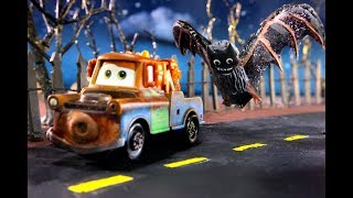 Download MATER gets bit by a vampire bat and enters the THUNDER HOLLOW Halloween costume contest! Mp3 and Videos