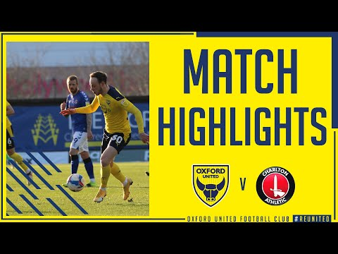 Oxford Utd Charlton Goals And Highlights