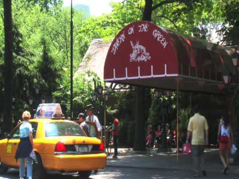 Restaurant In Central Park Tavern On The Green