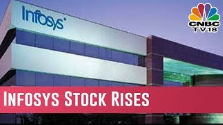 Infosys Stock Rises By Over 2% On Share Buyback Buzz