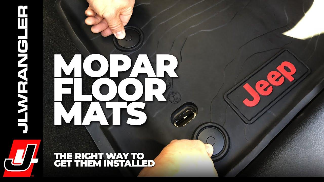 Jl Journal How To Install Jeep Jl Wrangler Mopar All