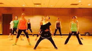 """FIREBALL"" Pitbull ft John Ryan - Dance Fitness Workout Valeo Club"