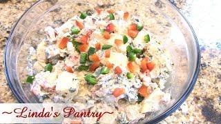~southwest Potato Salad With Linda's Pantry~