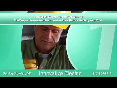 Innovative Electric - Electrician in Brooklyn, MD