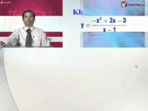 Khảo sát hàm số bậc hai trên bậc nhất