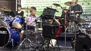 各組的第一名與台灣鼓王黃瑞豐老師一起打.wmv