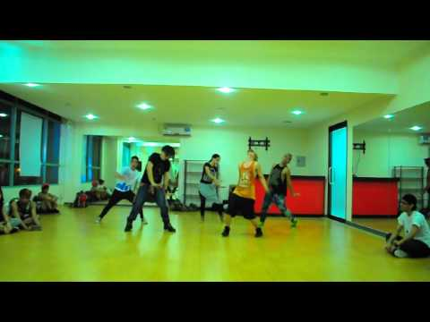 Move On - Bruno Mars Choreography by L.A. Bagtas