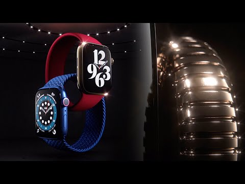New Apple Watch Series 6, Apple Watch SE, Fitness Plus and WatchOS7 release date
