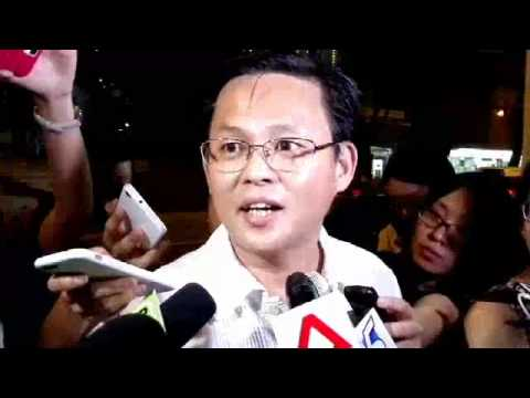 Lawyer Tan Lam Siong says he's not treated as an equal as as