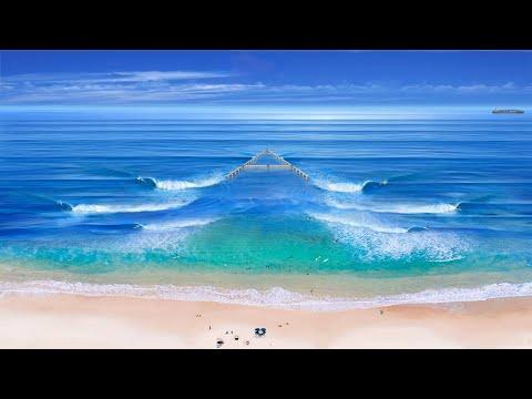 Greg Webber announces new concept for artificial ocean waves