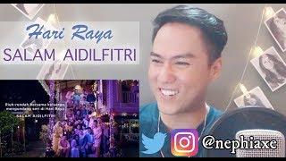 "A Christian Reacts to ""Hari Raya"" Commercial   TNB Raya 2018 - Rumah Epik Fantastik"