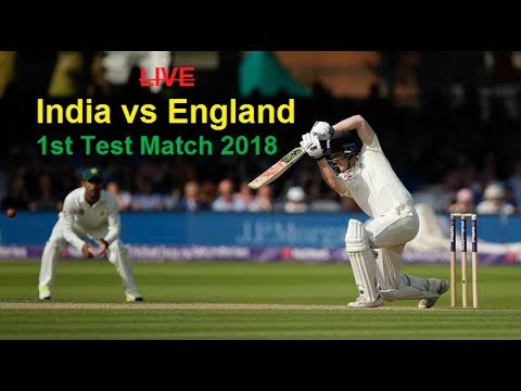 Live: IND Vs ENG 1st Test | Day 3 | Session 3 | Live Scores & Commentary | 2018 Series