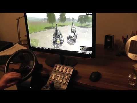 volant farming simulator 15. Black Bedroom Furniture Sets. Home Design Ideas