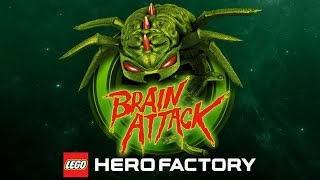 Hero Factory Brain Attack Film German Mymusiccloud Słuchaj