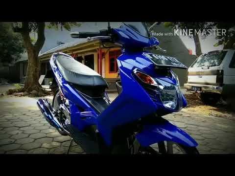 Modifikasi Yamaha Nouvo Z 2005 Harian Inspirasi