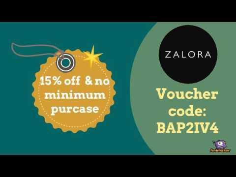 ZALORA HK- Promo Code Zalora , FREE Coupon Discount