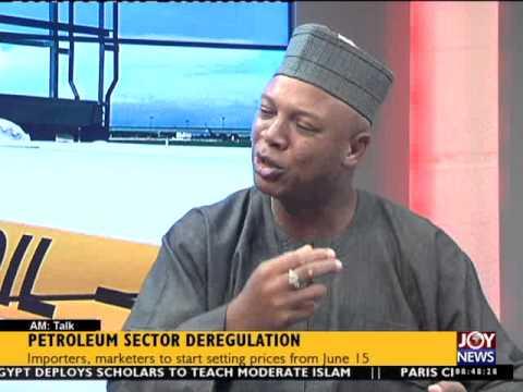 Petroleum Sector Deregulation - AM Talk (2-6-15)