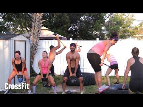 SUBU CrossFit: CrossFit Video Contest