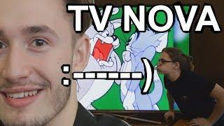 TELEVIZE NOVA KRITIZUJE TOMA A JERRYHO