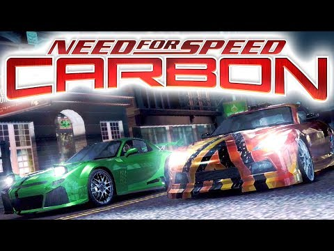 Need for Speed Carbon на PSP PlayGroundru