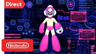 Mega Man 11 - Nintendo Switch   Nintendo Direct 9.13.2018