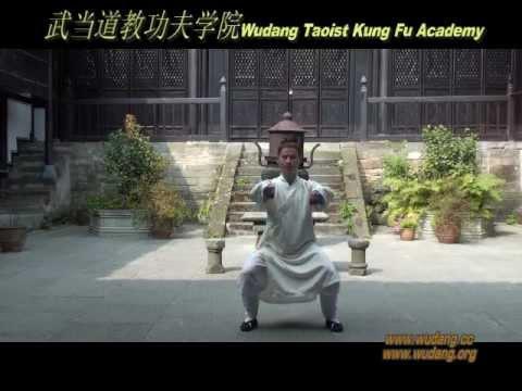 Wudang Sanfeng 18 Taijiquan