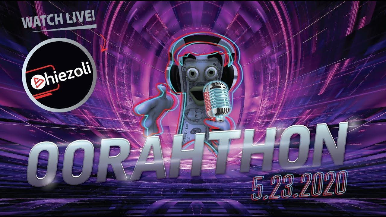 WATCH LIVE: The Oorahthon and Oorah Auction Drawing - The biggest event of the year!