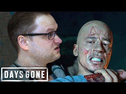 ПОБЕГ ОТ УПОКОИТЕЛЕЙ ► Days Gone #20