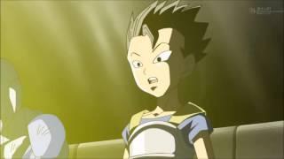 Dragon Ball Super - Vegeta Final Flash BRUCE FAULCONER THEME