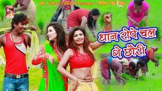 Gambar cover धान रोपे चल गे छौरी || Dhan Ropai Chal Ge Chhauri || Bansidhar Chaudhary