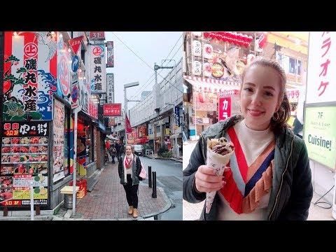 Токио. Что необычного на рынке Амейоко?