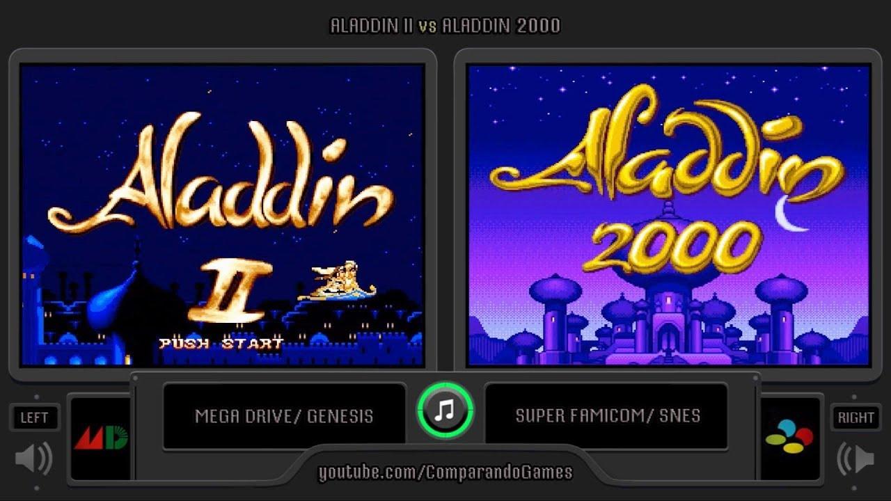 Aladdin 2 game nintendo spirit mountain casino union organizing
