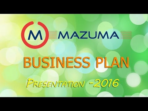 Mazuma Affiliate Expertise - Business Plan