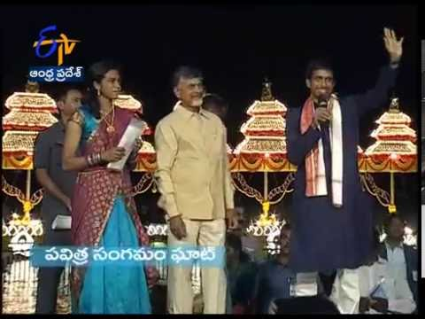 PV Sindhu, Pullela Gopichand Speak At Pavitra Sangamam Ghat