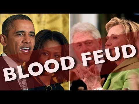 Do the Obamas Hate the Clintons?