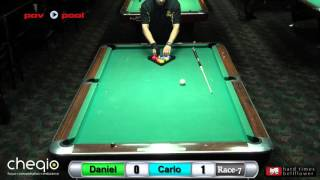 10 Ball - Carlo Biado vs Daniel Busch - Feb 2016 thumbnail