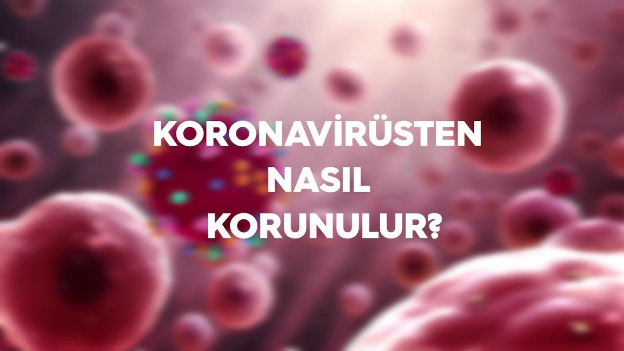 Koronavirüsten nasıl korunulur?