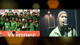 Kamran Ahmed - Play for the Game - 2011 Cricket World Cup.FLV