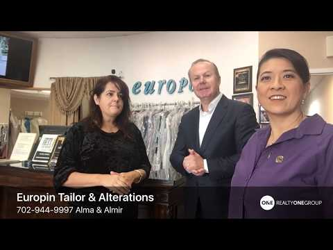 Europin Tailor & Alterations