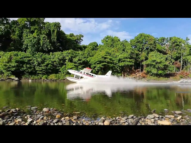 Water Landing Mike Alfa Omega