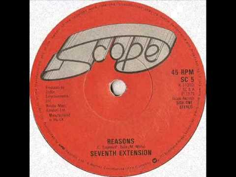 Seventh Extensions - Reasons