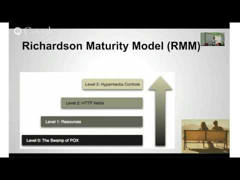"REST, Hypermedia, and the Semantic Gap: Why ""RMM Level-3 REST"" is not enough"