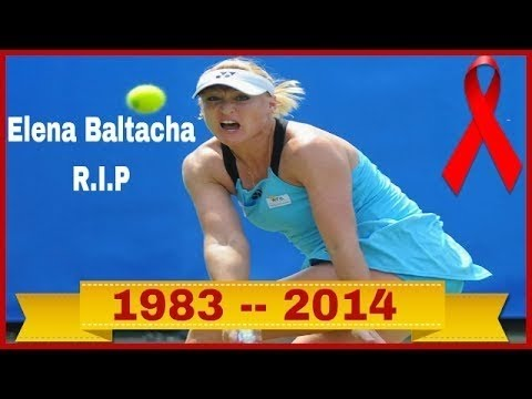 Elena Baltacha: Former British Number One Dies Of Liver Cancer - 5 May 2014
