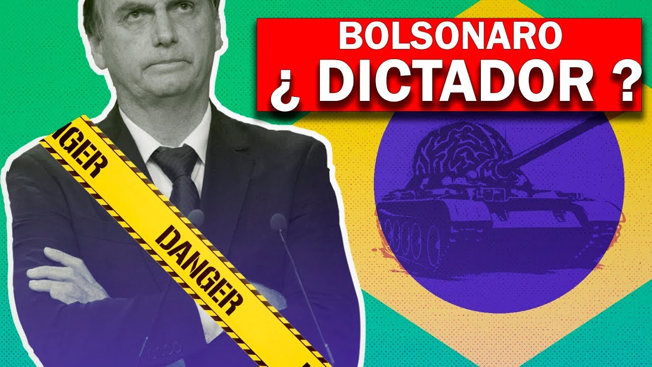 ¿Qué le espera a Brasil con Bolsonaro? La caida de Brasil ft. Lobo Rojo