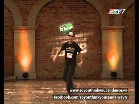 [Thử Thách Cùng Bước Nhảy 2012] Vũ Tùng Phương