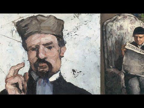 Des portraits de Cézanne exposés au Musée d'Orsay