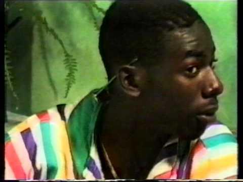 Buju Banton ~ Talks about Jamaican Life ~ 1992