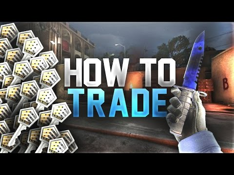 CS:GO - Best Trading Tips In 2017 (How To Trade Keys To A knife)